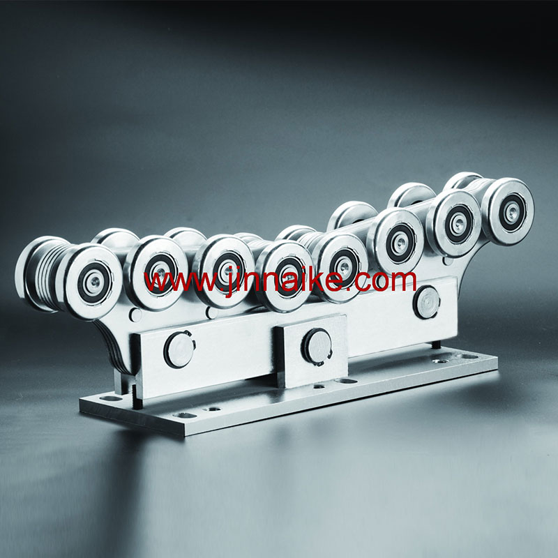 Ролик каретки консольных ворот (16 средних колес)