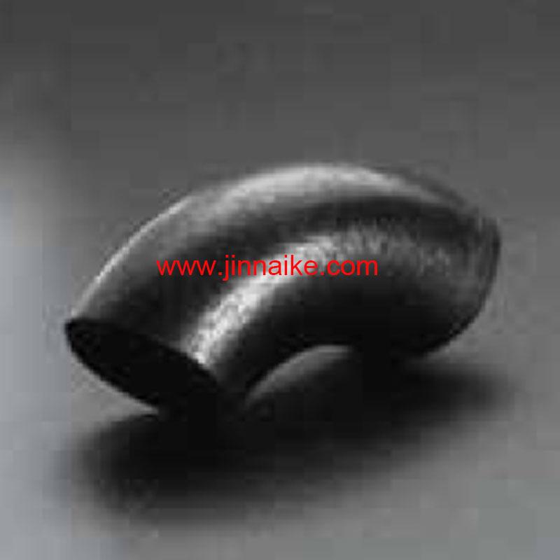 Колено стальной трубы