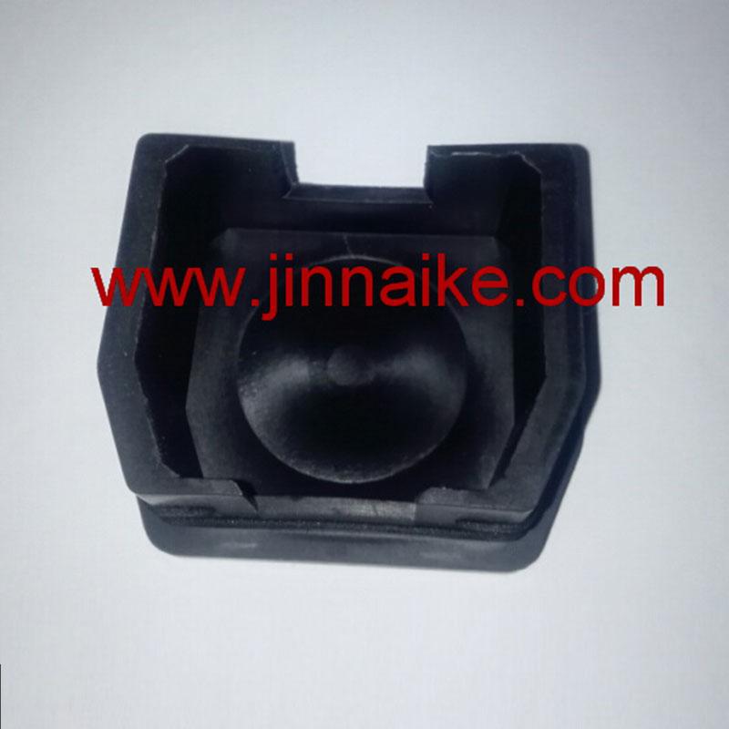 Пластиковый колпачок для рельсов и рельсов 70x59